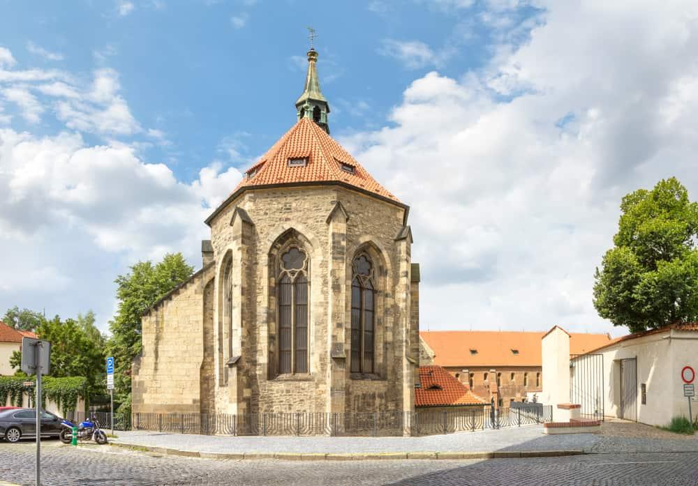 Convent of Saint Agnes of Bohemia. Prague, Czech Republic.