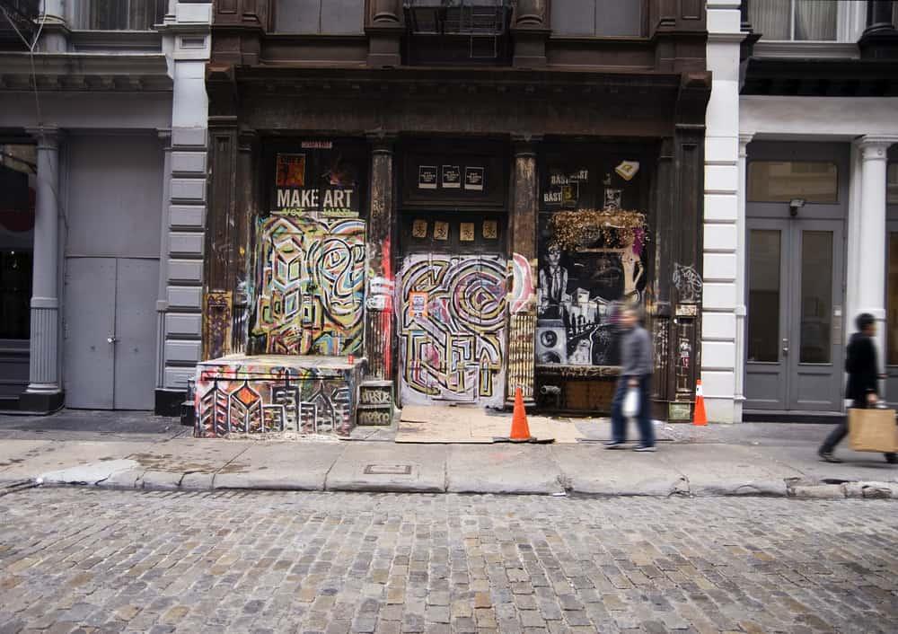 USA - New York - Soho Greene Street NYC