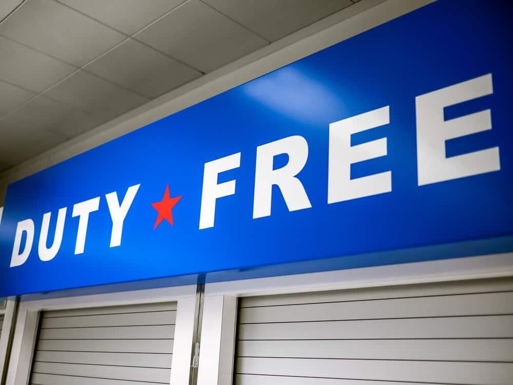 USA - Duty Free Store
