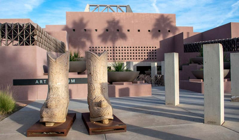 ASU Art Museum - Best Art Museum in the US