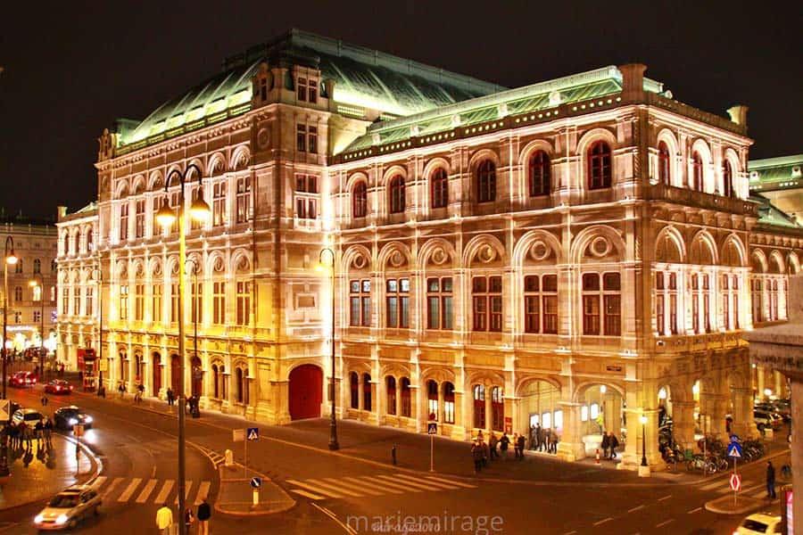 Austria - Vienna - Vienna State Opera