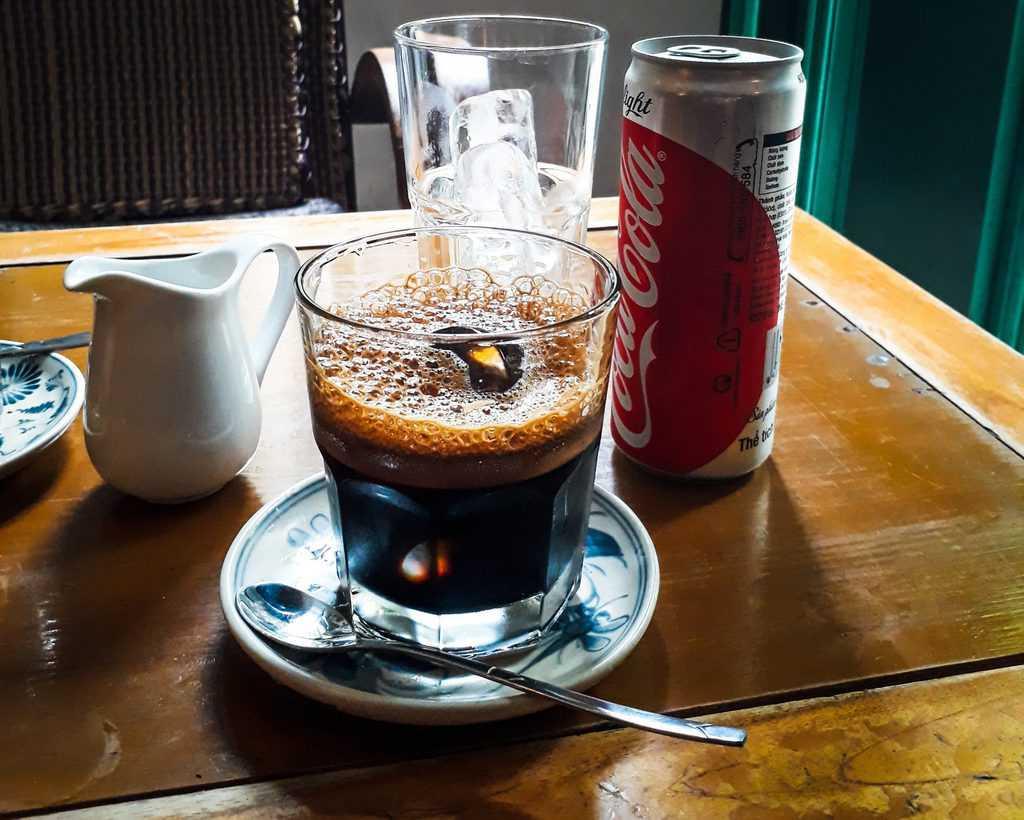 Vietnam - Hanoi - Vietnamese Coffee