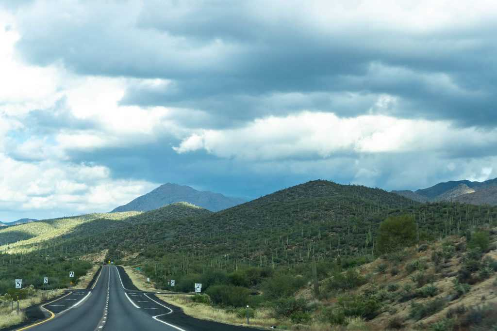 Phoenix to the Grand Canyon Scenic Drive