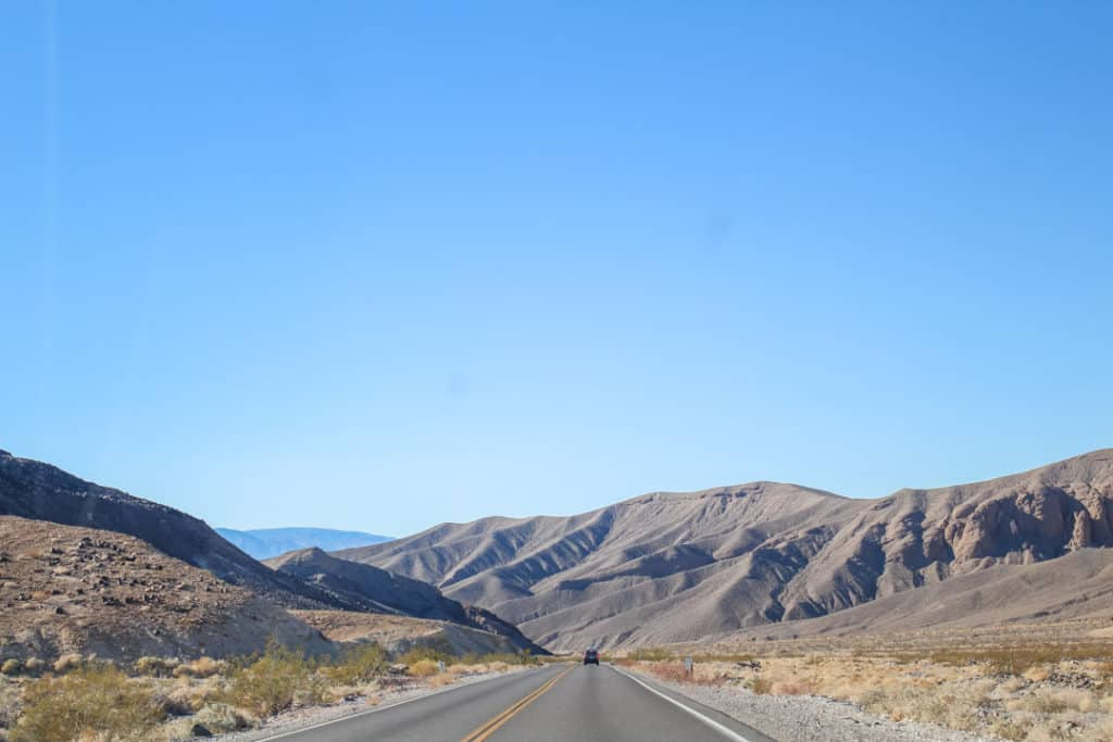 California - Death Valley Scenic Drive - Best Scenic Drives in the USA