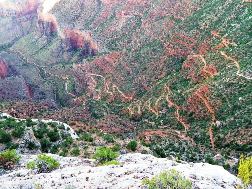 Grand Canyon Bright Angel Trail 1