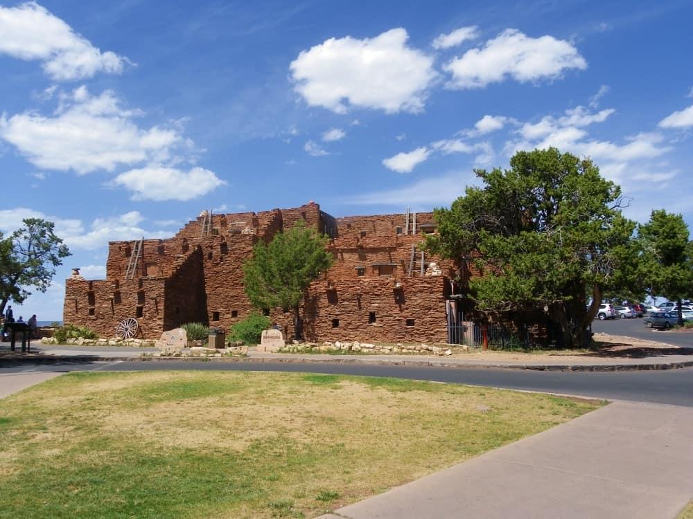 Grand Canyon Hopi House