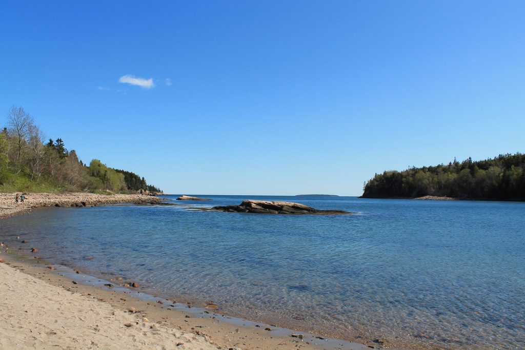 Acadia National Park Scenic Drives in the Northeast