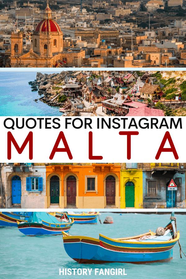 Malta Quotes