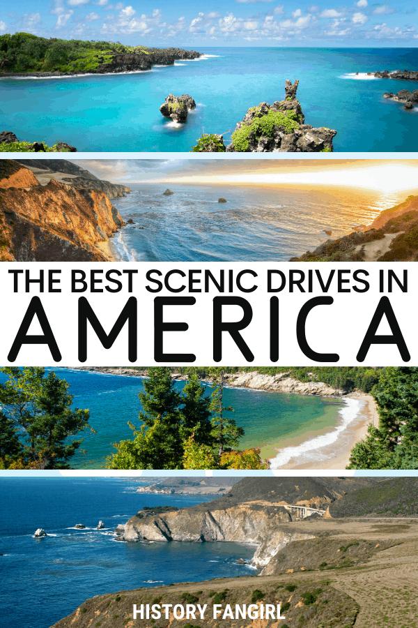Most Scenic Drives in America