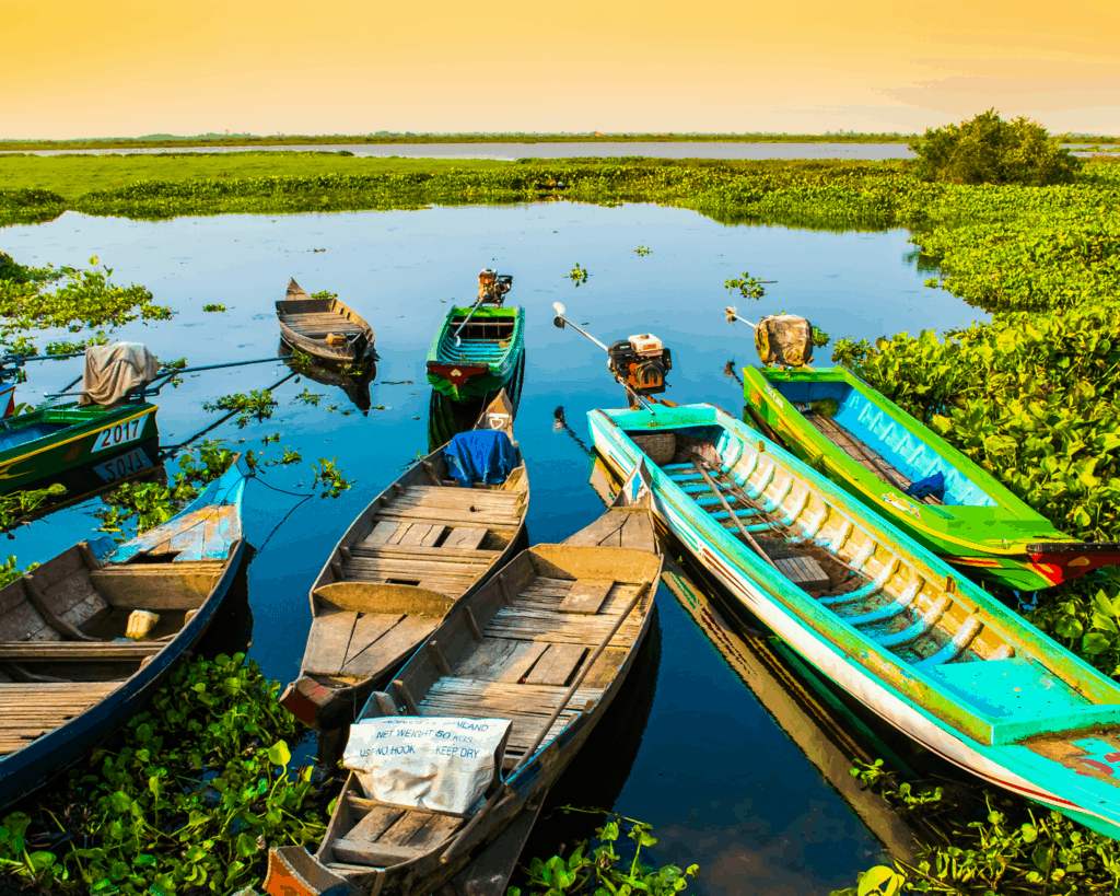 Cambodia - Phnom Penh - Sightseeing
