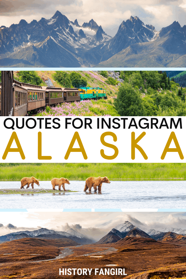 Quotes about Alaska
