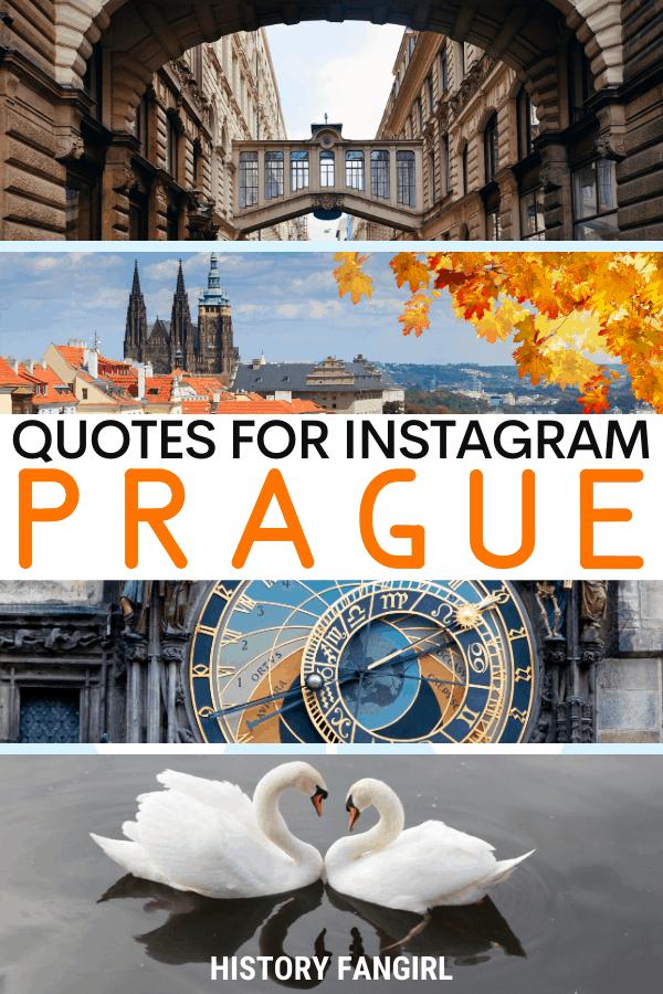 Quotes about Prague
