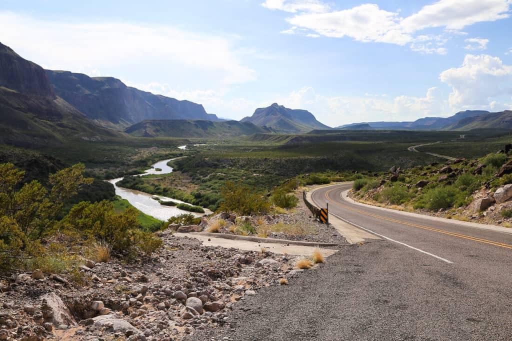 Texas River Road