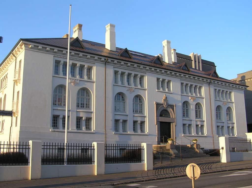 Iceland - Reykjavik - Culture House
