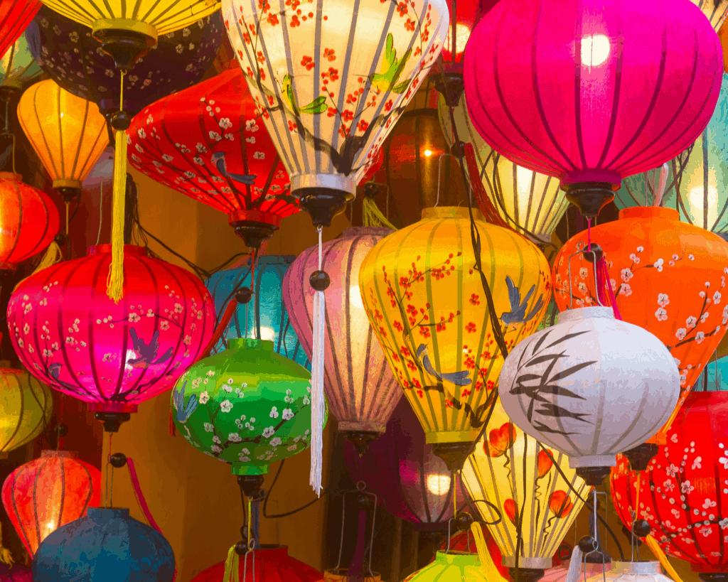 Vietnam Souvenirs Lanterns
