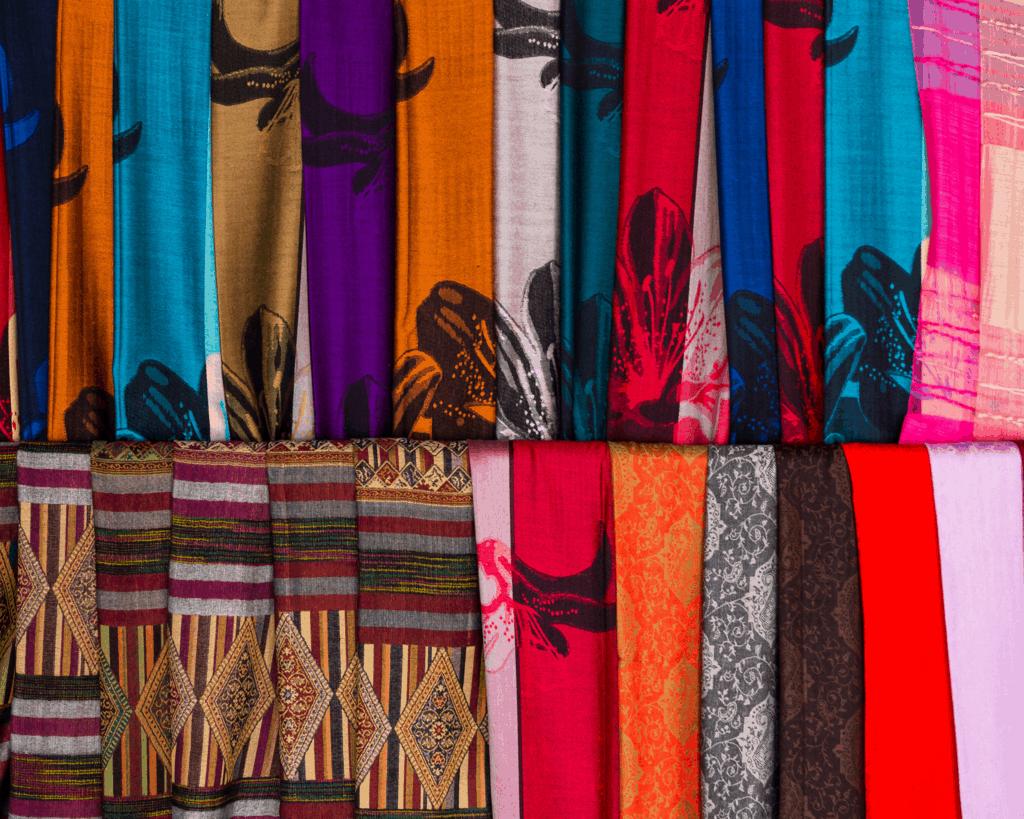 Vietnam Souvenirs Silk