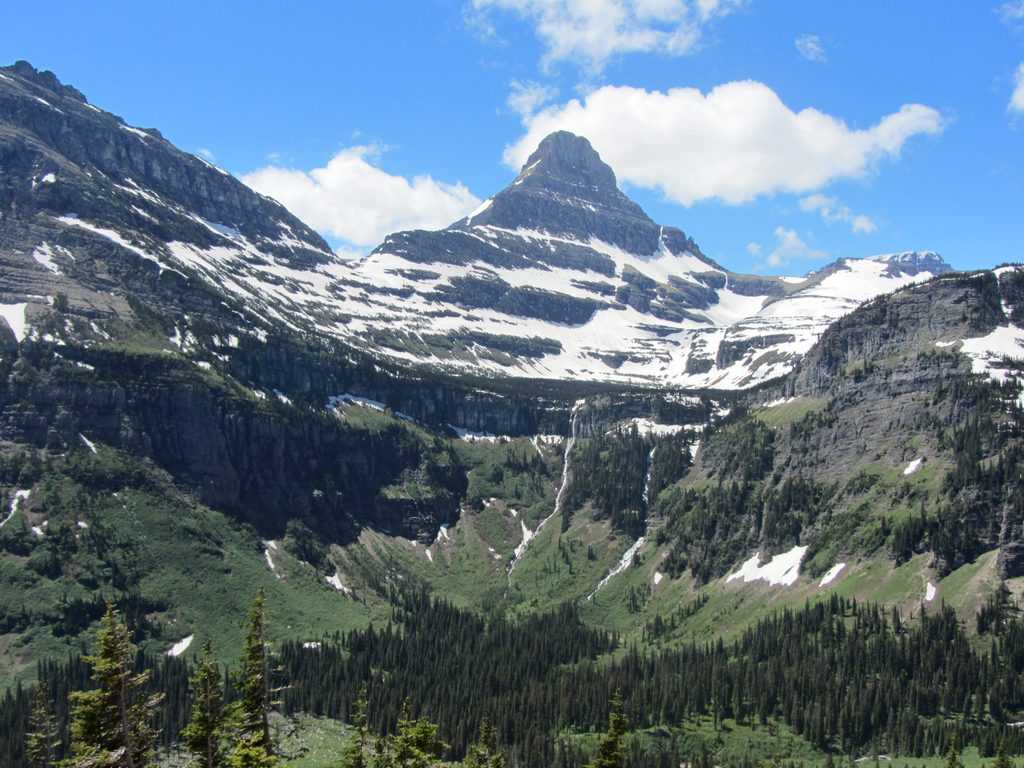 Montana - Going to the Sun Road Scenic Drive