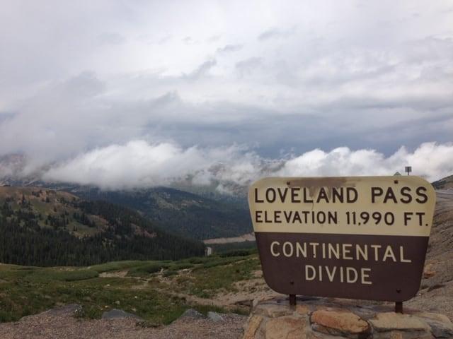 Loveland Pass Drive