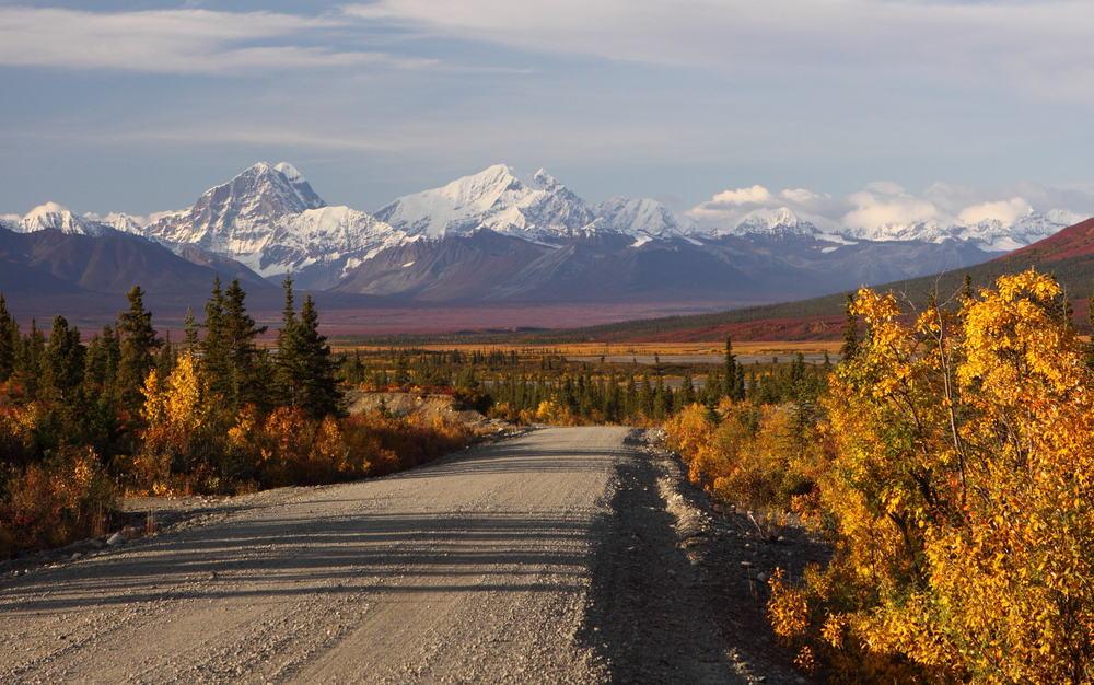 Alaska - Denali Highway