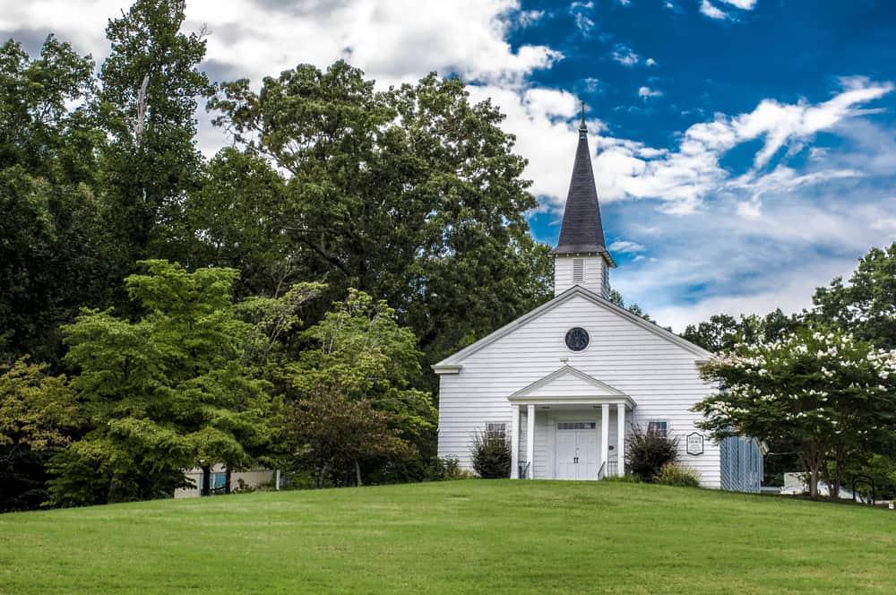 Chapel on the Hill Oak Ridge Tennessee