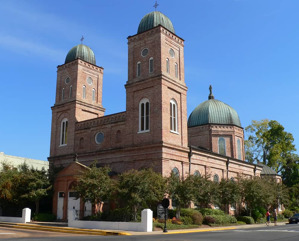 Historic Church, Natchitoches Louisiana