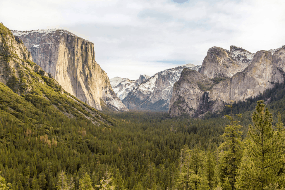 USA - California - Yosemite