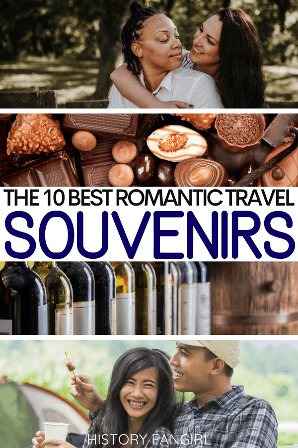 10 Romantic Souvenirs for Couples Looking for Fabulous Romantic Travel Gifts