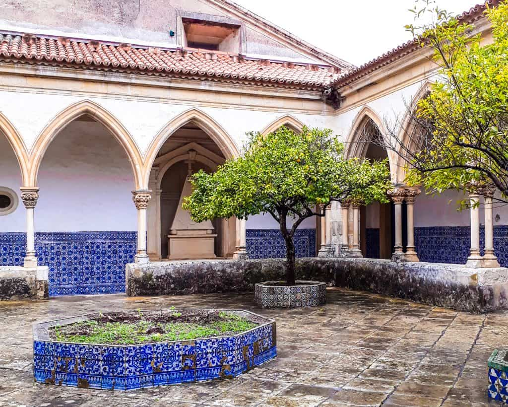 Portugal - Convent of Christ Tomar