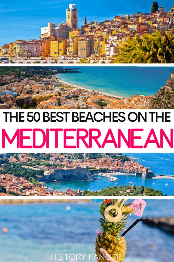 Best Beaches in the Mediterranean