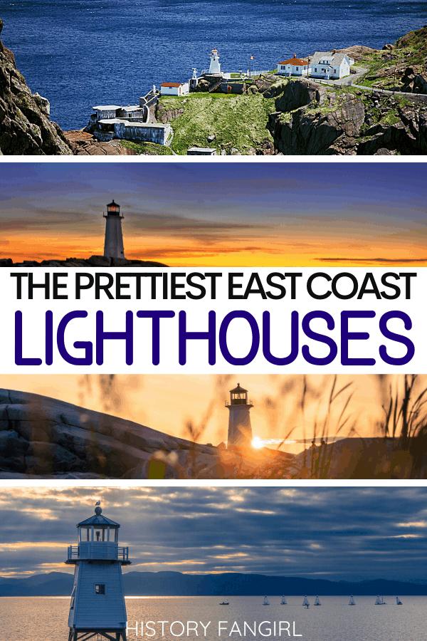 Best East Coast Lighthouses