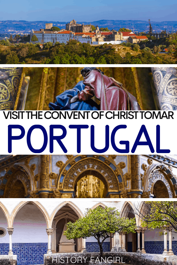 Tips for planning a visit to the Convent of Christ Tomar