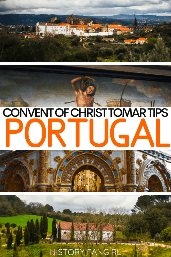 Convent of Christ Tomar -2