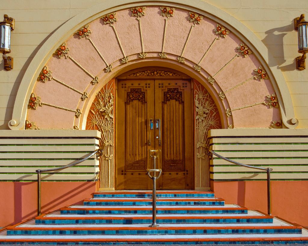 New Zealand - Napier Art Deco