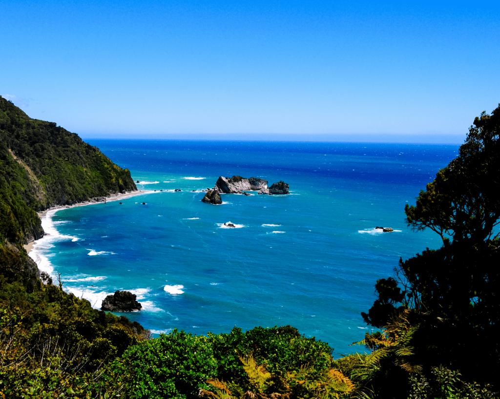 New Zealand - Te Wahipounamu