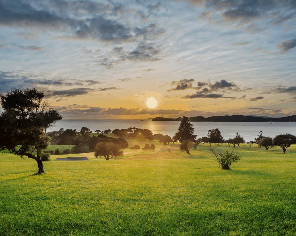 New Zealand - Waitangi Treaty Grounds