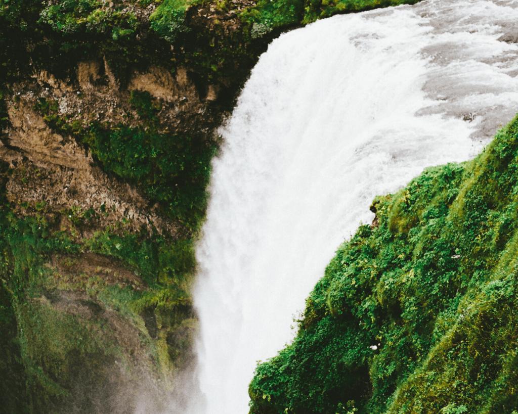 Waterfall - Canva