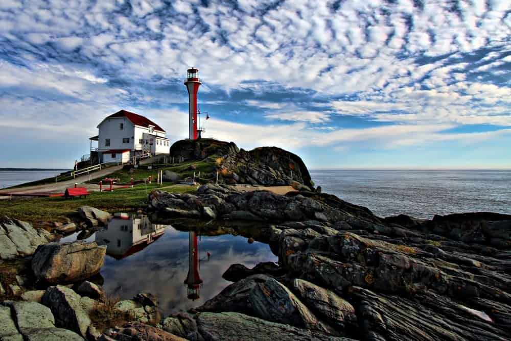 Cape Forchu Lightstation