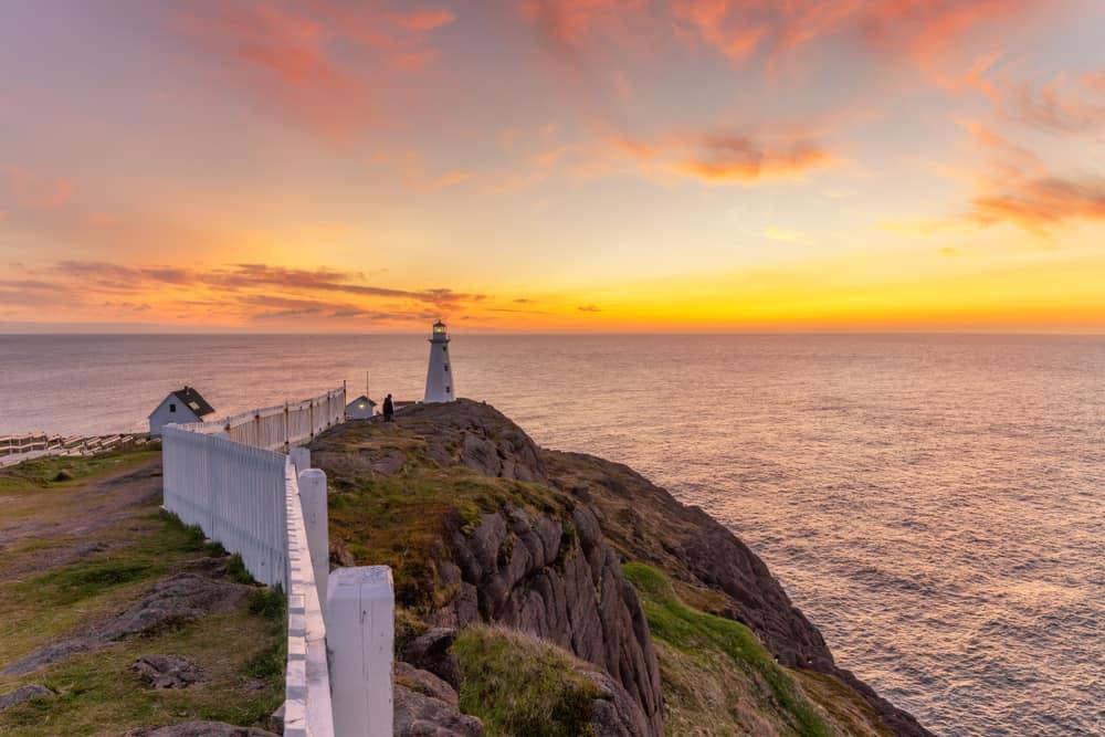 Cape Spear Lighthouse (Newfoundland)