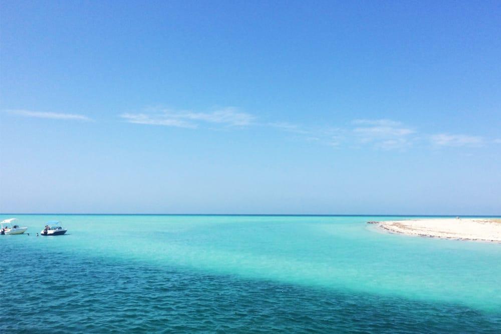 Djerba tunisia beach blue water white sand