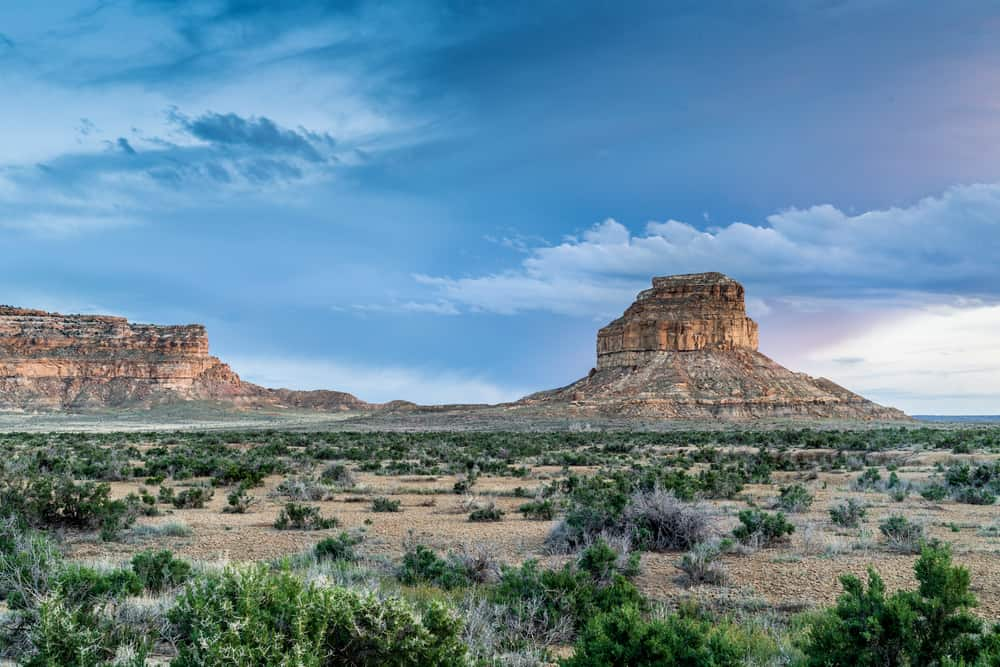 USA - New Mexico - Chaco Culture National Historic Site