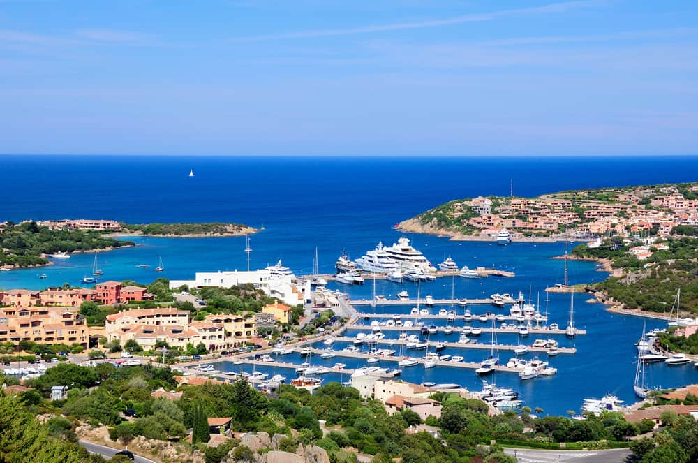 Costa Smeralda Harbour