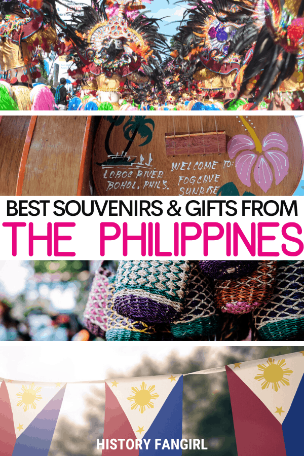 What to Buy in the Philippines: the Best Filipino Souvenirs and Gifts