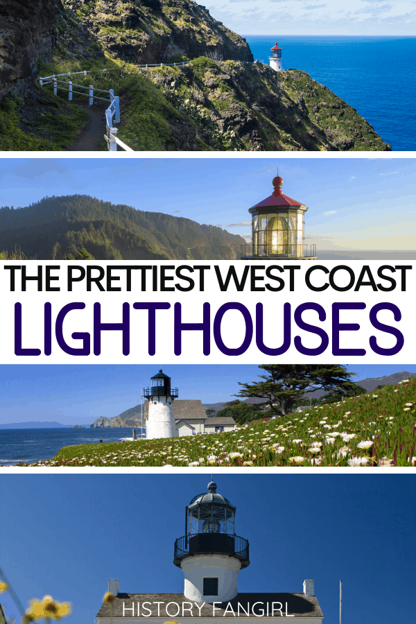 Best West Coast Lighthouses