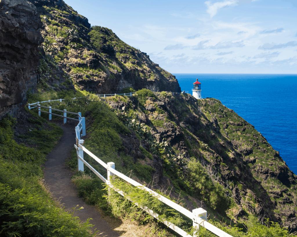 Makapu'u Lighthouse - Hawaii - USA