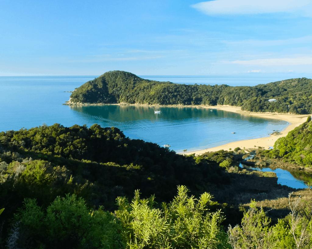 New Zealand - Abel Tasman Coast Track