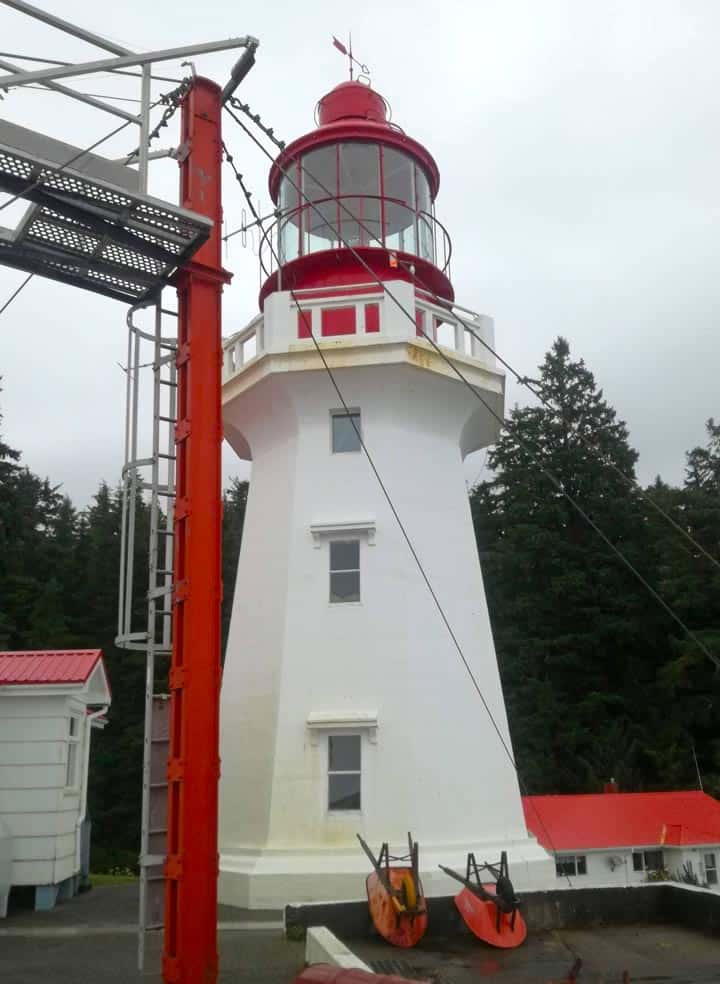 Pachena-Point-Lighthouse British Colombia Canada