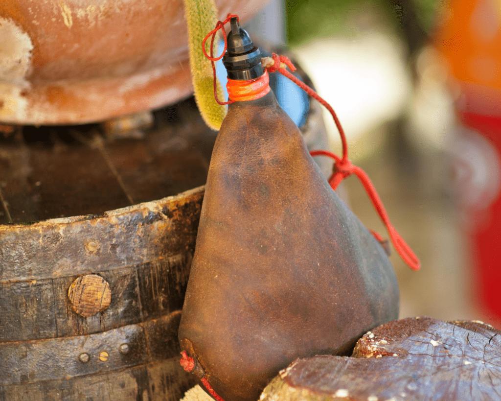 Spain - Spanish Souvenirs - Bota Bags