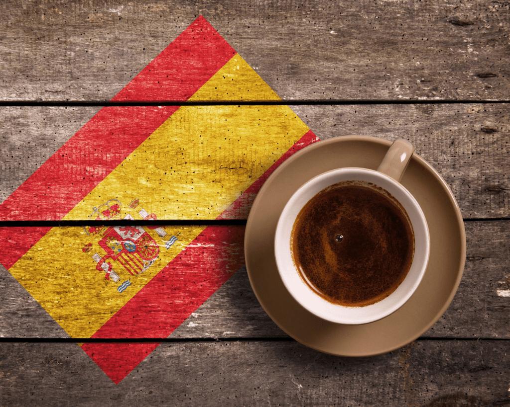 Spain - Spanish Souvenirs - Coffee