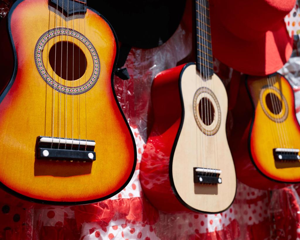 Spain - Spanish Souvenirs - Guitar