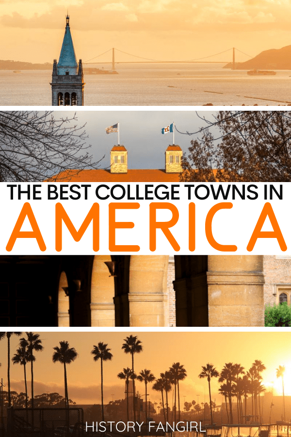 The 7 Best College Towns in America for an Awesome Collegiate Getaway